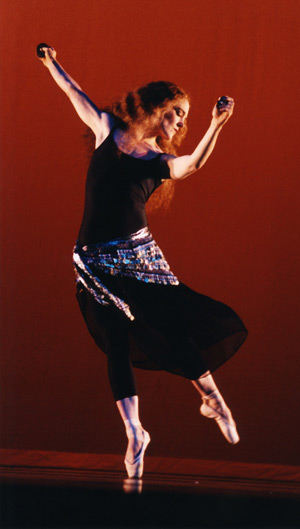 Karen Montanaro In Performance